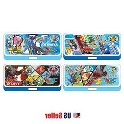 Pocket Monsters XY White Board Pencil Case with Marker & Era