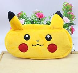 CJB Pokemon Pikachu 3D School Coloring Pencil Case Accessori