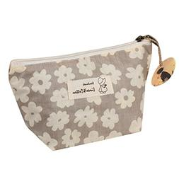 YJYdada Portable Travel Cosmetic Bag Makeup Case Pouch Toile