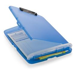 """Officemate Low Profile Storage Clipboard, 1/2"""" Capacity, Hol"""