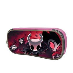 Red Holl-ow K-Night Meet Gri-mm Pencil Case Large Pen Bag Ca
