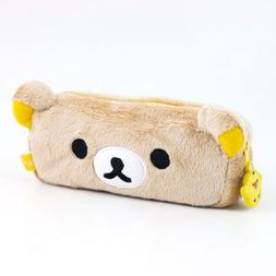 Rilakkuma Plush Pencil Case / Pen Pouch  by San-X