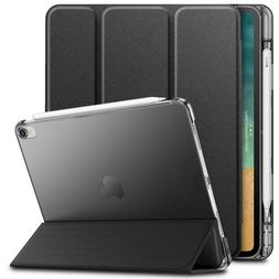 Case Cover with Apple Pencil Holder for iPad Pro 12.9 Inch 2