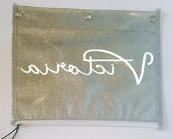 SPARKLE ZIPPER PENCIL CASE FOR 3 RING BINDER - PERSONALIZED