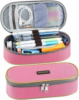 Student Stationery Pencil Case Pen Holder Box Makeup School