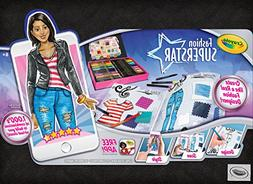 Coloring Book and App Toy for Girls Gift Ages 8 - 12 Crayola
