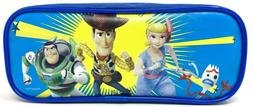 toy story 4 pencil case pouch blue