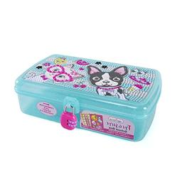 Hot Focus Treasure School Box with Lock – Best Pals Girls