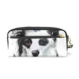 U LIFE Cute Dog Animal Pencil Holders Case Box Cosmetic Bags