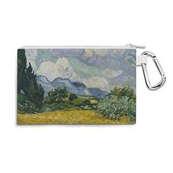 Vincent Van Gogh Fine Art Painting Canvas Zip Pouch - 3XL Ca