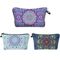 Women's Cosmetics Make up Bag Wash Bag Pouch Small Clutch