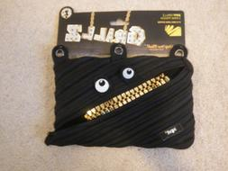 Grillz ZipIt JUMBO 3 Ring Pouch - Pencil case, makeup case