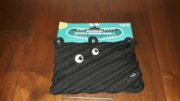 ZIPIT Monster Zipsters 3 Ring Pouch Pencil Bag Black Teeth B