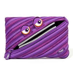 Zipit Ztmj WD-40 PCA, Wildlings Jumbo Pencil Case Made from